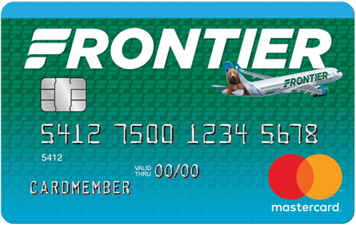 Frontier $69 Annual Fee World MasterCard