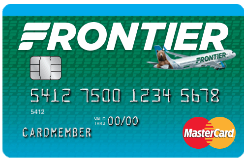 Frontier 69$ Annual Fee World MasterCard