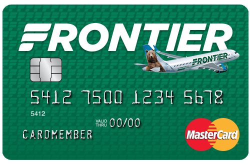 Frontier No Annual Fee World MasterCard