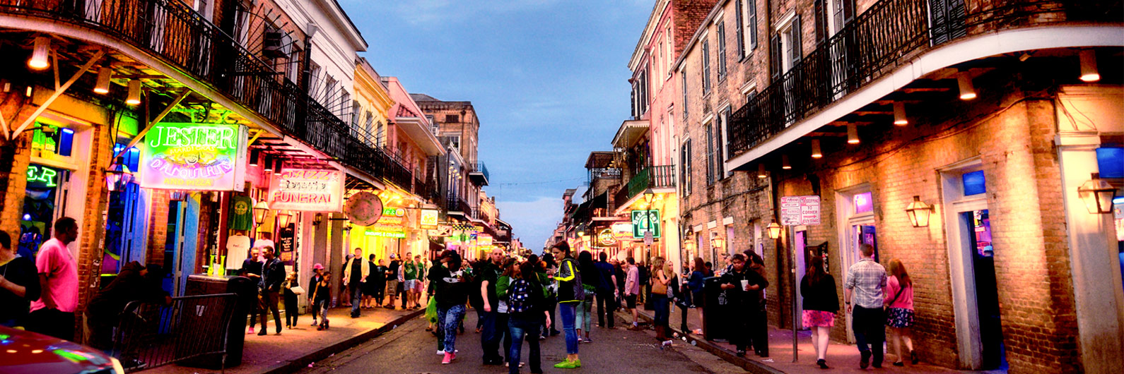 Car Rental In French Quarter New Orleans