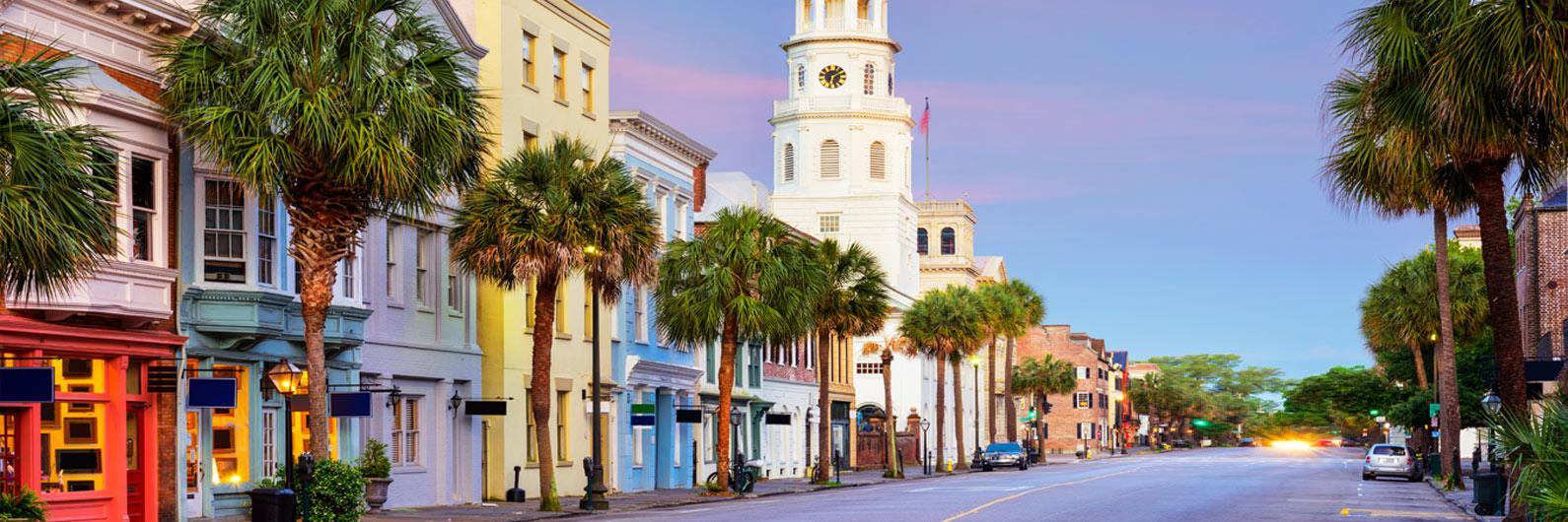 Book Flights To Charleston Sc Chs Frontier Airlines
